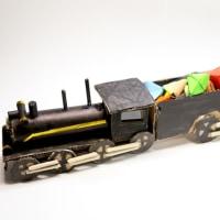 オリジナル蒸気機関車(SL)