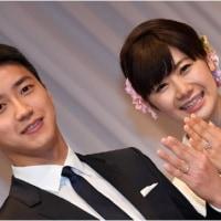 ★【愛ちゃん結婚記者会見】・・・・・💛プロポーズはリオ五輪後「主人になって」に「頭真っ白」!!!!