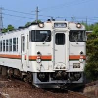 JR東海 高茶屋(2014.5.30) キハ40系 普通 亀山行き