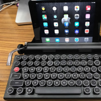 Qwerkywriter Bluetooth Keyboard