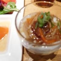 京都駅ビル「柿安三尺三寸箸」でランチ!!