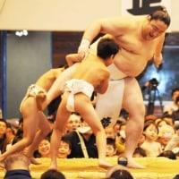 「佐田の海、正代に熊本巡業で4500人から大声援」ニュースっす。