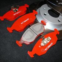 FIAT500純正ローター ファインチューニング