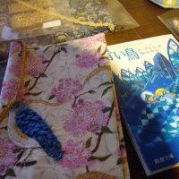 KIYOMIさんの作品-カフェとお話と本にまつわるクラフト展-