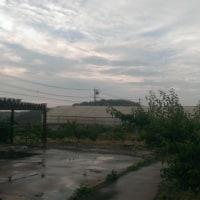 久しぶりの雨降り