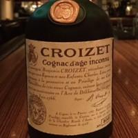 CROIZET cognac d'age inconnu 700ml