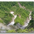 (6-1) ツガザクラとイワカガミの咲く槍沢を登る