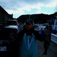 キンメ釣り釣果