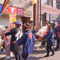 丸山華まつり 花魁道中 2016・11・13