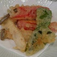 「ふんわり玉子焼き」と「イタリアン天ぷら」