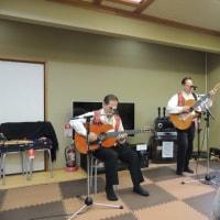 5月28日は自治会の音楽会