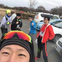 人生初のハーフマラソン参戦。 埼玉・彩湖ハーフマラソン 〜 宇都宮 餃子・ツーリング !!