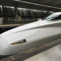 JR新幹線・新神戸駅発「のぞみ130号」京都駅着
