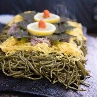 道の駅 北浦街道 豊北で四角いパン & 瓦そばたかせでお食事。