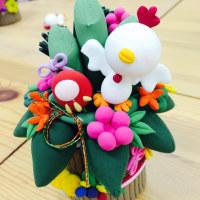 酉年の門松〜土曜講座