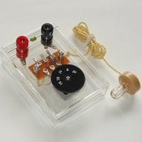 電気回路の思い出3(鉱石ラジオ)