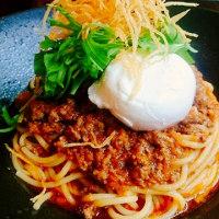 あらためておすすめスパゲティー