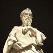 ドゥオモ博物館の彫像は、なぜかみんな上を向いていた・・・ミラノ