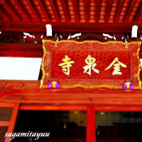 高尾山薬王院の末寺「九澤山金泉寺」