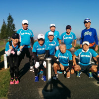 土日はイベント目白押し、手賀沼にタートルマラソン応援隊に。