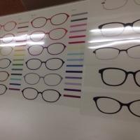似合う眼鏡を調べる道具!