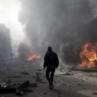 有志連合のシリア空爆、1ヶ月間の民間人犠牲者数過去最多472人に!