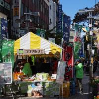 Nakasendo ( Edo-prriod Edo-Kyoto highway ) fair in my town