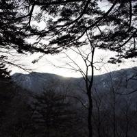 2017.2.26 三嶺 1894m×西熊山 1816m * ひかり石より* 高知県香美市物部町