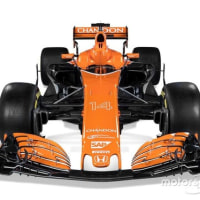 F1 ニューマシンが続々・・・