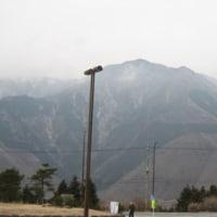 毛無山への挑戦