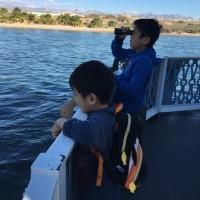 コロラド川へ