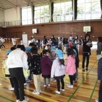 幼稚園・保育園との交流特集  1年生