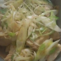 作りおき むね肉のポン酢炒め&豚肉巻き&白滝と白菜の明太子炒め煮