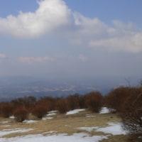 矢大臣山に登る