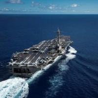 米空母カール・ビンソンが日本海に到達、北朝鮮に圧力・・・・平和ボケの日本、目覚めないと