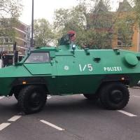 ドイツ: ケルンは警戒態勢