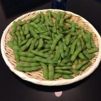 頼々軒厨房に入る:夏野菜を使って