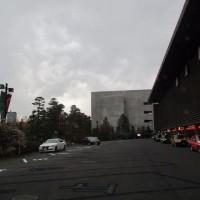 半蔵門の国立劇場にて近松門左衛門原作の人形浄瑠璃「曽根崎心中」をみる