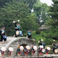 田植え祭り・縮景園 170611