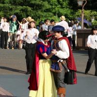 東京ディズニーランド Disney Tanabata Days お姫様と王子様