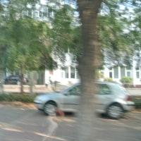 中国遼寧省 葫芦島市 車窓 7