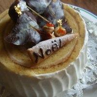 春呼の特製クリスマスケーキについて
