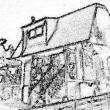 ログハウス(約20坪)の解体(整地まで含む);東広島市