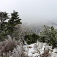 近畿の最高峰「八経ヶ岳」に初登頂(パノラマ撮影編)