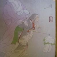幽霊と人の純愛 「牡丹灯籠」
