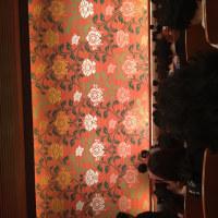松竹座15列目11番席からの見え方