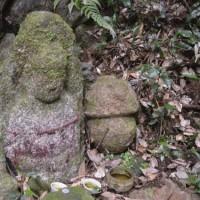 石仏東014  石仏  清水寺 付近
