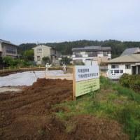 下條村駐在所建築現場