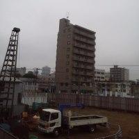 2017/5/24  午前8時前札幌の空模様   今日は雨空