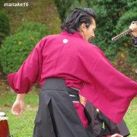 【名古屋おもてなし武将隊】2016.9.24の名古屋城(簡易)
